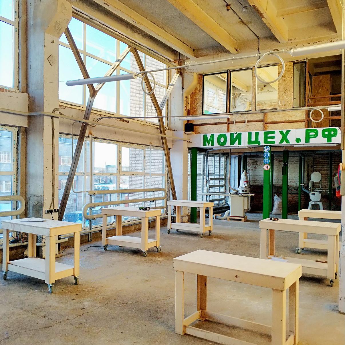 Столярный коворкинг, аренда места в мастерской, мастерская в аренду, аренда инструмента для дерева