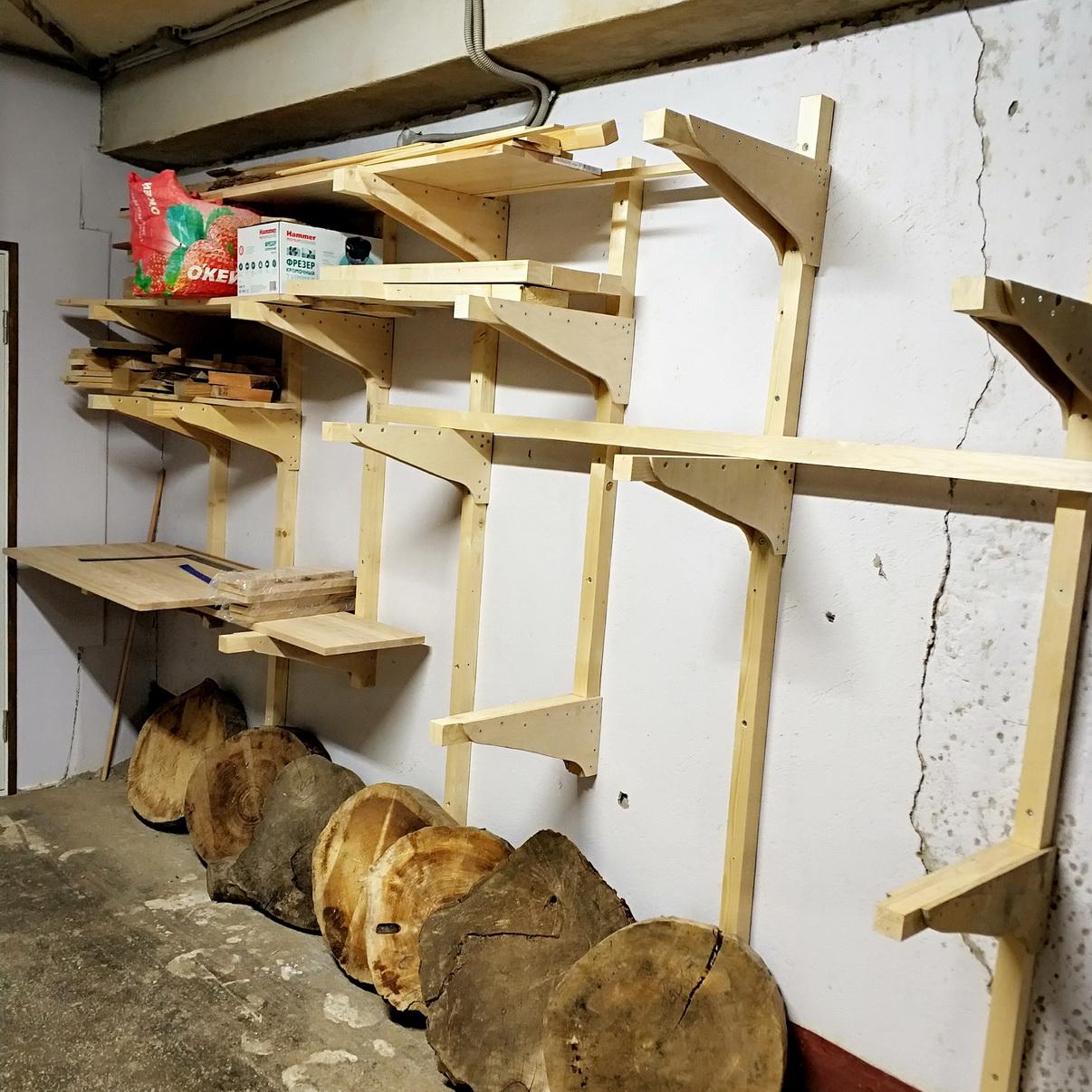 Столярный коворкинг, аренда мастерской,открытая мастерская,стеллаж для досок