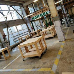 Столярный коворкинг, аренда места в мастерской, мастерская в аренду, аренда инструмента для дерева, мастерская с оборудованием на час