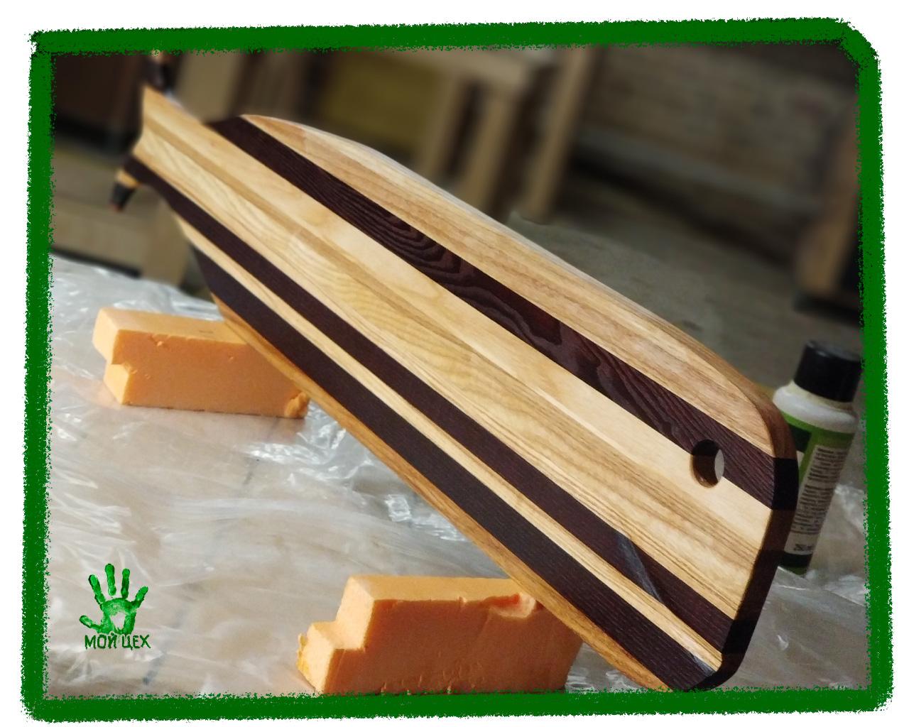 Доска для подачи мастер-класс, доска из дерева мастер-класс, доска для сервировки своими руками, сделать доску для блюд из дерева