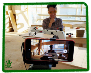 Курс по дереву онлайн, обучение работе в мастерской через интернет, удаленное обчение столярному делу